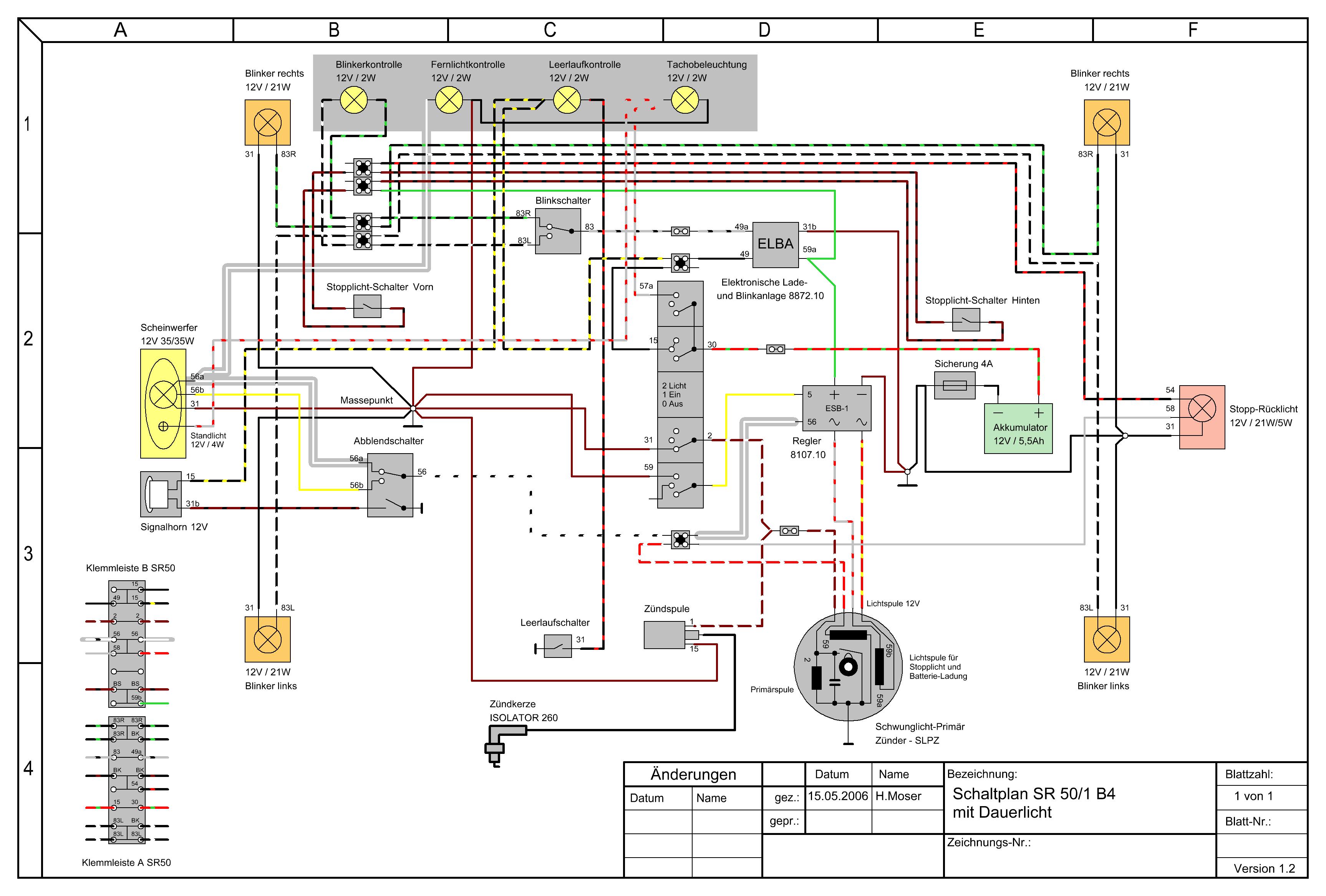 Nett 110cc Atv Schaltplan Zeitgenössisch - Elektrische Schaltplan ...