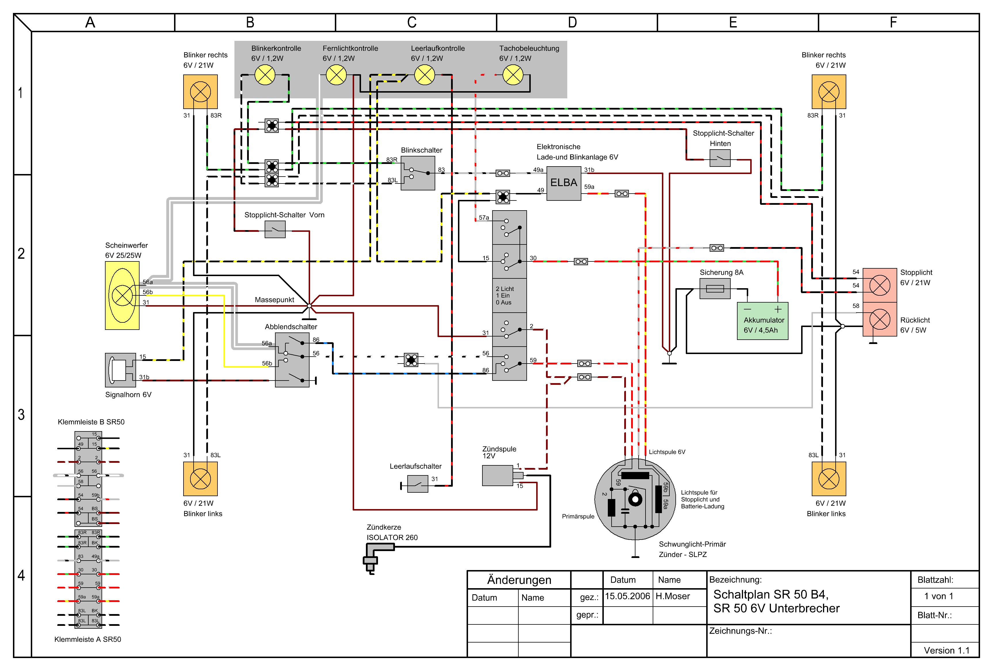 Ducati Energia Wiring Diagram Garelli 11